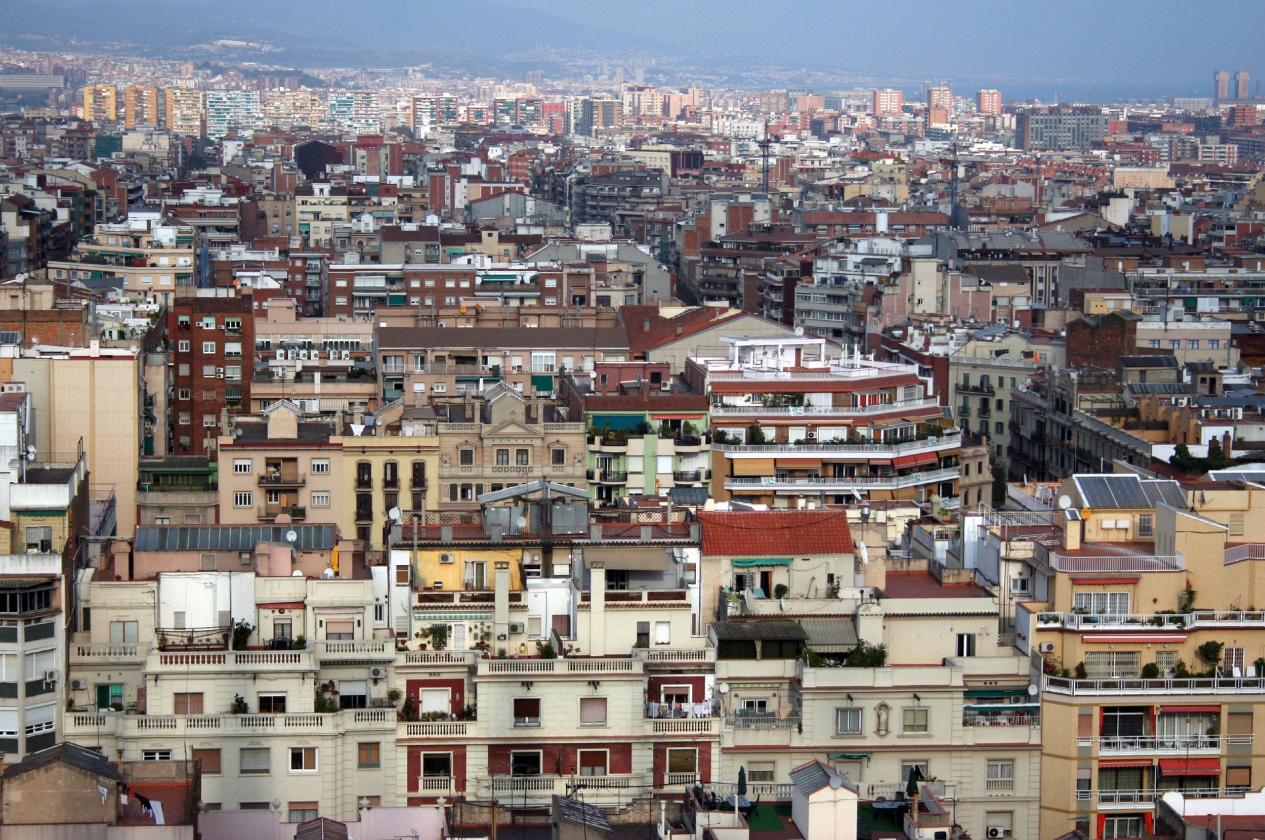 Apartments in Sants station Barcelona